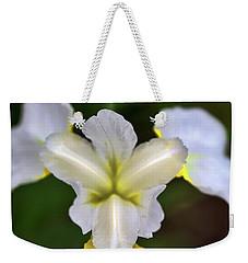 Neon Petals Weekender Tote Bag