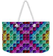 Neonbow Weekender Tote Bag