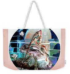 Neptune Nymph 3 Weekender Tote Bag