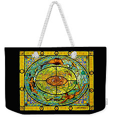 Neptune's Daughter Weekender Tote Bag