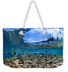 Neptunes Eye Weekender Tote Bag