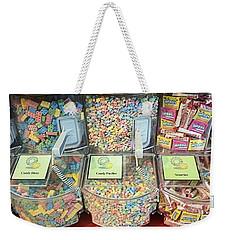 Nerds Smarties And More Candies Weekender Tote Bag