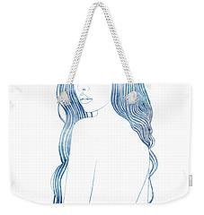 Nereid L Weekender Tote Bag