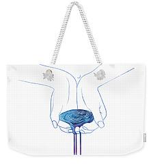 Nereid Xli Weekender Tote Bag