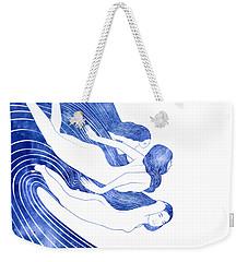 Nereids Weekender Tote Bag