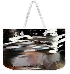 Nervous Energy Weekender Tote Bag