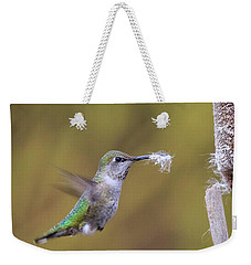 Nest Building Weekender Tote Bag