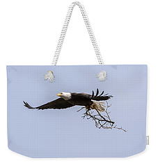 Nesting Materials 1 Weekender Tote Bag