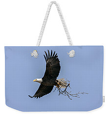 Nesting Materials 2 Weekender Tote Bag