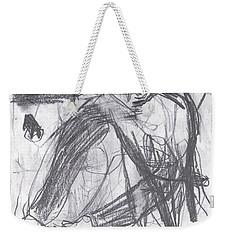 Net Landscape Weekender Tote Bag