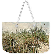 Netherlands - Dunes And Lighthouse Weekender Tote Bag