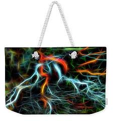 Neurons On Fire Weekender Tote Bag