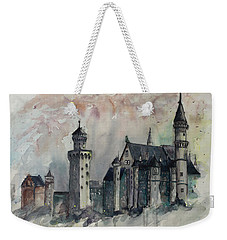 Neuschwanstein Castle Hohenschwangau, Germany Weekender Tote Bag
