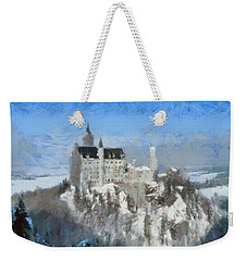 Neuschwanstein Castle Weekender Tote Bag by Sergey Lukashin