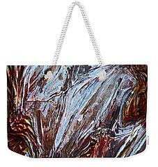 Neutral Colors Weekender Tote Bag