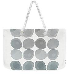 Neutral Stones- Art By Linda Woods Weekender Tote Bag by Linda Woods