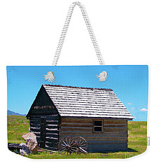 Nevada Homestead Weekender Tote Bag