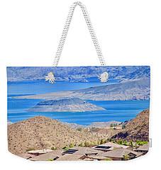 Lake Mead Weekender Tote Bag