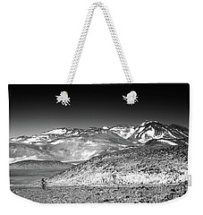 Nevado Ojos Del Salado Weekender Tote Bag