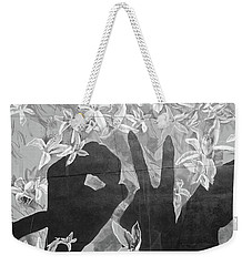 Weekender Tote Bag featuring the photograph Never Forget by Juergen Weiss