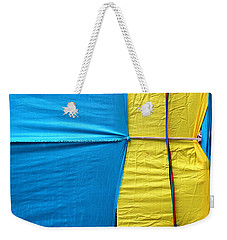 Never Let Go Weekender Tote Bag by Prakash Ghai