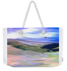 Never Want To Leave Weekender Tote Bag