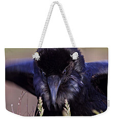 Nevermore Weekender Tote Bag by Todd Kreuter