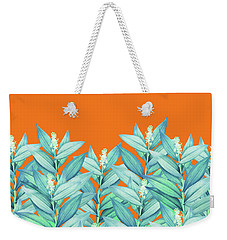 Nevertheless Weekender Tote Bag by Uma Gokhale