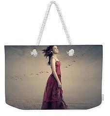 New Beginnings Weekender Tote Bag by Johan Swanepoel