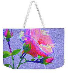 New Dawn Painterly Weekender Tote Bag