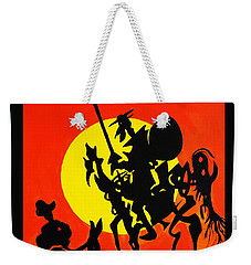 New Don Quixote Weekender Tote Bag