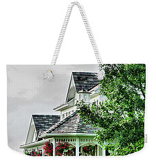 New England Beauty Weekender Tote Bag