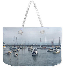 New England Charm Weekender Tote Bag