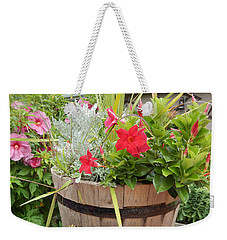 New England Summer Weekender Tote Bag