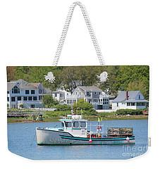 New England Summer Weekender Tote Bag