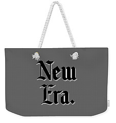 New Era T-shirt Weekender Tote Bag