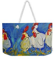 New Girl Weekender Tote Bag