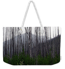 New Growth Weekender Tote Bag by David Pantuso