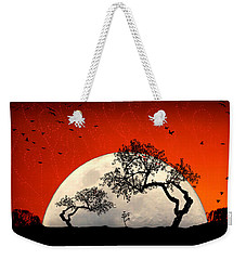 New Growth New Hope Weekender Tote Bag