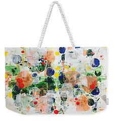 New Haven No 4 Weekender Tote Bag