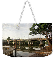 New Jubilee Bridge Weekender Tote Bag