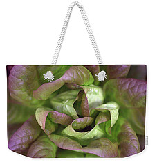 New Lettuce Weekender Tote Bag by Joseph Skompski