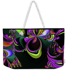 New Life 2 Weekender Tote Bag by Elaine Hunter