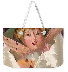 New Life Weekender Tote Bag by David and Lynn Keller