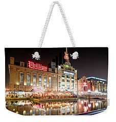 New Life Of Old Power Plant Weekender Tote Bag