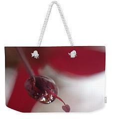 New Love Grows Weekender Tote Bag by Christina Verdgeline