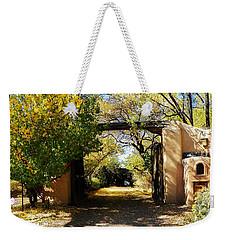 New Mexico Adobe Weekender Tote Bag
