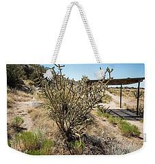 New Mexico Cholla Weekender Tote Bag