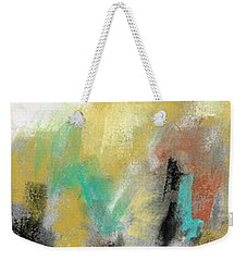Weekender Tote Bag featuring the painting New Mexico Horse 4 by Frances Marino