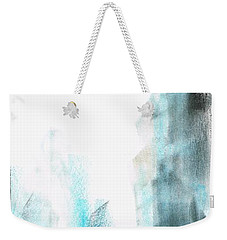 Weekender Tote Bag featuring the painting New Mexico Horse Four by Frances Marino